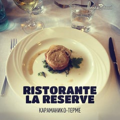 Photo taken at La Reserve Hotel Terme Caramanico Terme by Roman N. on 5/5/2013