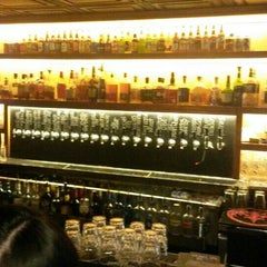 Photo taken at Bryan Street Tavern by Ashley B. on 8/3/2013