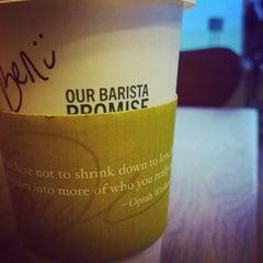 Photo taken at Starbucks by Benaiah M. on 9/21/2014