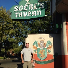 Photo taken at Socal's Tavern by Jeff A. on 9/16/2013