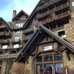 Photo taken at The Ritz-Carlton, Bachelor Gulch by Courtney G. on 12/23/2012