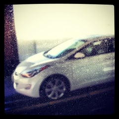 Photo taken at Super Car Wash & Quick Lube by Dennis O. on 4/2/2013