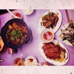 Photo taken at 天香牛什大王 by Jocel C. on 7/25/2014