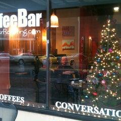 Photo taken at The Coffee Bar by Becky P. on 12/24/2012