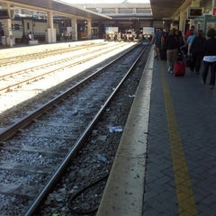 Photo taken at Stazione Venezia Santa Lucia by Antonino Alberto C. on 9/14/2012