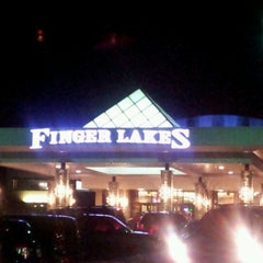 Photo taken at Finger Lakes Gaming and Racetrack by Hakim G. on 12/15/2012