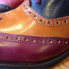 Photo taken at John Fluevog Shoes by Zach H. on 8/14/2014