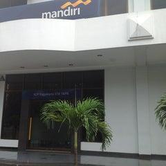 Photo taken at Bank Mandiri by Said I. on 2/26/2013