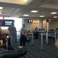 Photo taken at Gate 17 by Gerbang R. on 10/30/2012