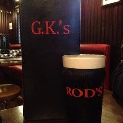 Photo taken at G.K.'s Red Dog Tavern by Julie K. on 6/7/2013