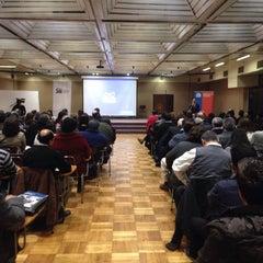 Photo taken at Colegio de Contadores de Chile by Alfredo N. on 8/25/2015