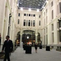Photo taken at Palacio de Cibeles by A P. on 3/2/2013