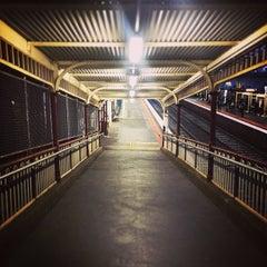 Photo taken at South Yarra Station by Glenn M. on 8/28/2013