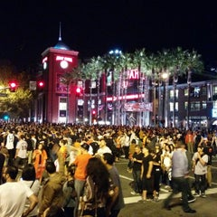 Photo taken at Willie Mays Gate by Jef P. on 10/30/2014