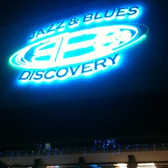 Photo taken at Jazz & Blues Discovery by ILLA A. on 10/27/2012