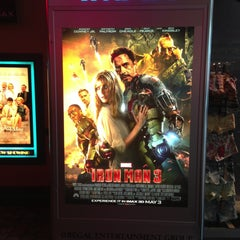 Photo taken at Regal Cinemas Arbor Place 18 & IMAX by Rodney C. on 5/5/2013