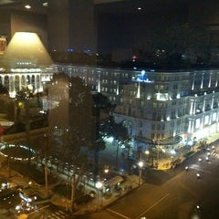 Photo taken at Caravelle Hotel by Xin F. on 10/4/2012