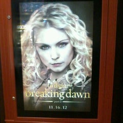 Photo taken at Cinemark by Andres S. on 11/23/2012
