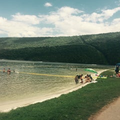 Photo taken at Raystown Lake by Anna K. on 8/11/2015