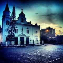 Photo taken at Igreja da Varzea by Daniel F. on 5/4/2013
