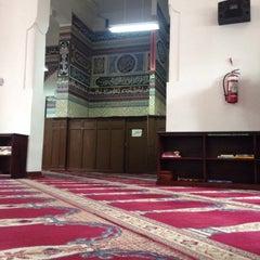 Photo taken at Masjid Cut Meutia by Agas J. on 1/23/2016