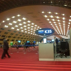 Photo taken at Terminal 2E by Kang Soo Francisco S. on 3/1/2013
