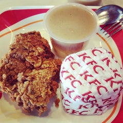 Photo taken at KFC by Winston V. on 12/21/2012
