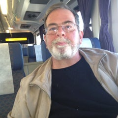 Photo taken at Modesto Amtrak (MOD) by Robert P. on 2/10/2013