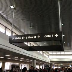 Photo taken at Terminal 1 by Ken R. on 3/24/2013