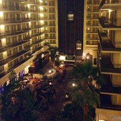 Photo taken at Embassy Suites by Hilton San Francisco Airport Waterfront by Jerad M. on 7/28/2014