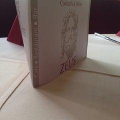 Photo taken at Restaurant Zeus by Mathias on 5/12/2015