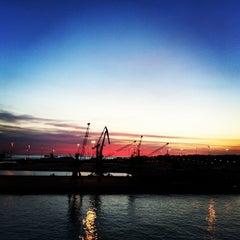 Photo taken at Λιμάνι Ηρακλείου by Nick I. on 7/29/2013