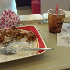 Photo taken at KFC by Vince G. on 5/19/2015
