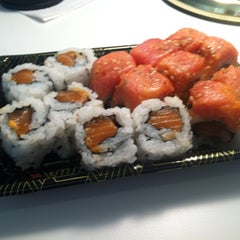 Photo taken at Yummy Sushi by Salvatore A. on 3/13/2015