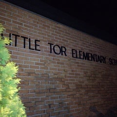 Photo taken at Little Tor Elementary School by Tom S. on 11/28/2013