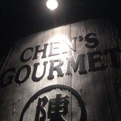Photo taken at Chen's Gourmet Restaurant by Tom S. on 8/23/2014