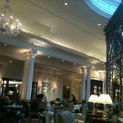 Photo taken at Thames Foyer by Charles S. on 11/11/2012