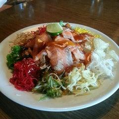 Photo taken at Busaba Thai Restaurant by Anna Bella W. on 1/31/2013