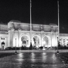 Photo taken at Union Station by Brendan L. on 10/20/2013
