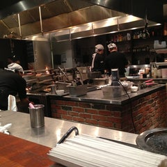 Photo taken at Kushi Izakaya & Sushi by Brendan L. on 1/12/2013