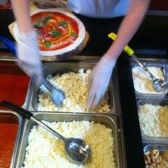 Photo taken at Persona Neapolitan Pizzeria by Gideon R. on 4/29/2013