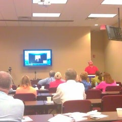 Photo taken at Realtor Association of Palm Beaches by christel s. on 9/21/2012