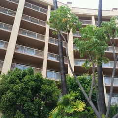 Photo taken at Crowne Plaza San Diego - Mission Valley by Johnny C. on 5/28/2013