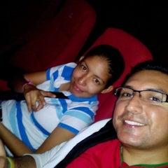 Photo taken at Cinemex Los Pinos by Juan Manuel C. on 12/13/2013