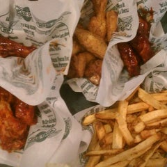 Photo taken at Wingstop by Acky C. on 10/7/2012