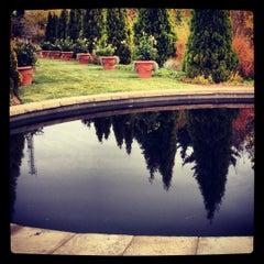Photo taken at Denver Botanic Gardens by Amy L. on 11/6/2012