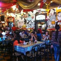 Photo taken at Café Mondegar by Mehvish S. on 1/1/2013