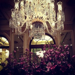 Photo taken at The Plaza Hotel by Mindy Y. on 4/22/2013