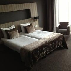 Photo taken at Van der Valk Hotel Middelburg by Joost V. on 4/11/2013