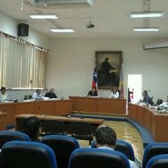 Photo taken at Municipalidad de San Bernardo by Ilustre Municipalidad S. on 12/15/2011